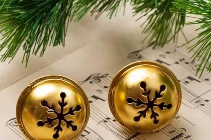 Bells on Sheet Music